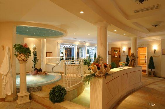 Als Gast eines Wellness-Apartments können Sie es sich hier gemütlich machen: Im 3.500 qm großen SPA & Wellness Paradies im Hotel Romantischer Winkel. http://premium-unterkunft.de/bad-sachsa #luxus #wellness #reise #harz