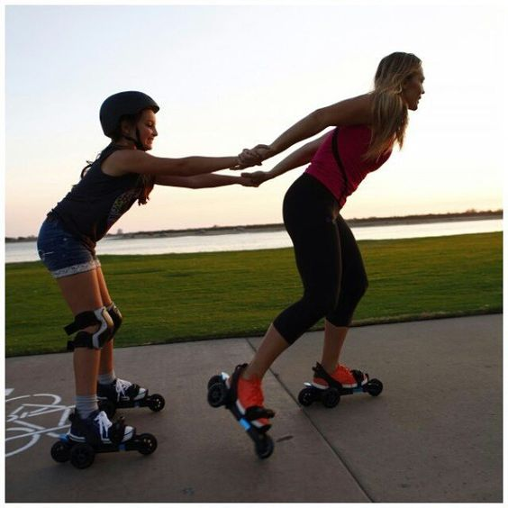 Who remembers spending time skating around their neighborhood until you grew out of those skates?  Now, Cardiff Cruiser Skates are bringing us back to an awesome skating experience. These skates are adjustable for many sizes, so you can share a pair with friends and family.