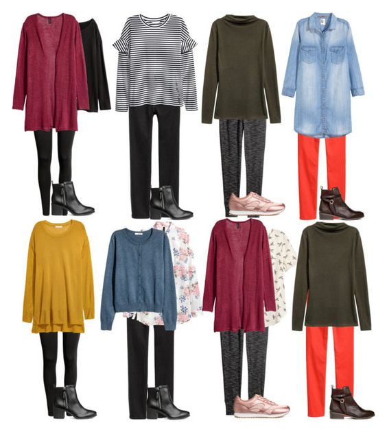 fall outfits 2 by bethjustin518 on Polyvore featuring H&M