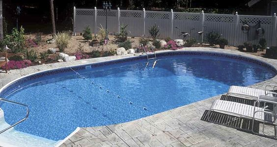 16 x 32 ft Oval Inground Pool Comple - Pool Supplies Canada - pool fur garten oval