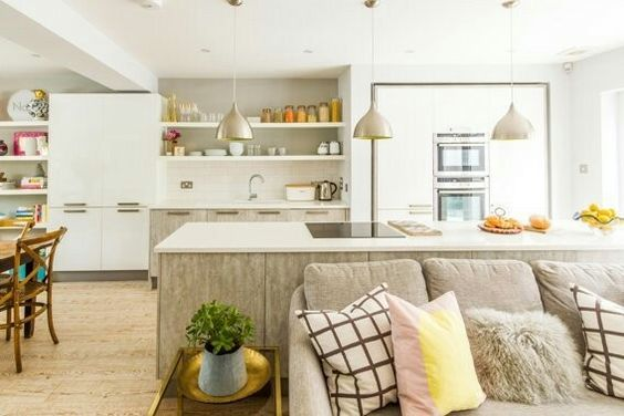 South London kitchen by layer