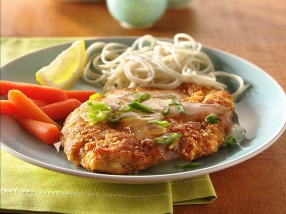 Lemon-Sesame Chicken
