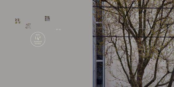 """Cahier """"Paris vu"""", 13/04/2009, ©likakila"""