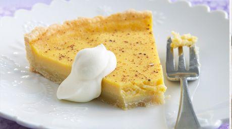 how to make desserts using custard powder