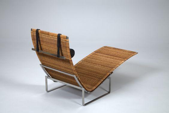 Poul Kjaerholm PK-24 Lounge Chair