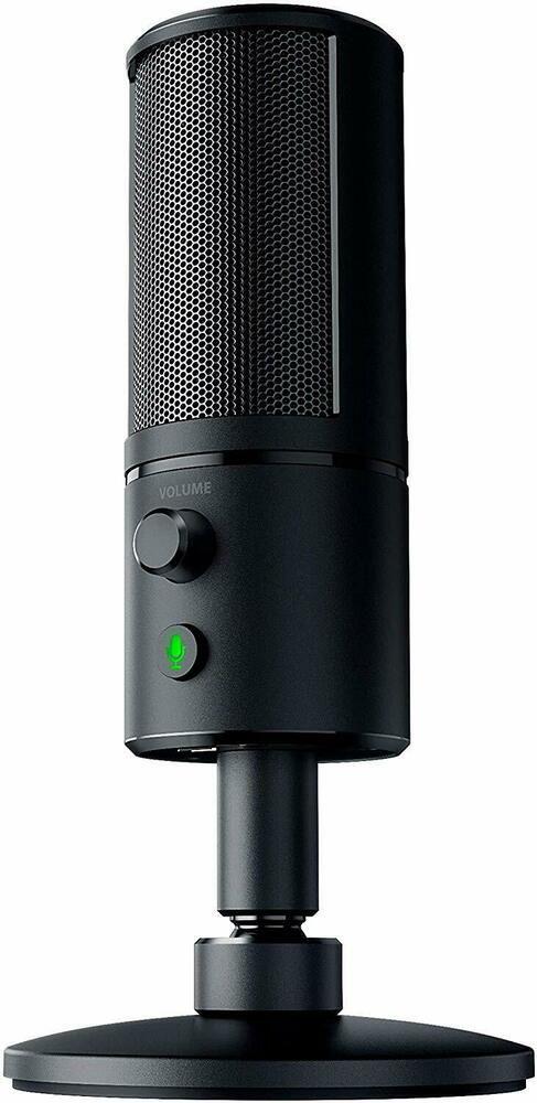 Professional Razer Seiren X Usb Streaming Microphone Hd Studio Sound Usb Digital Razer Seirenx Microphone Razer Usb Microphone