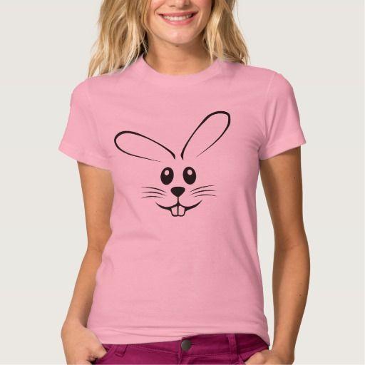 Bunny Face T Shirt