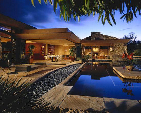 indoor outdoor Home Design Photos
