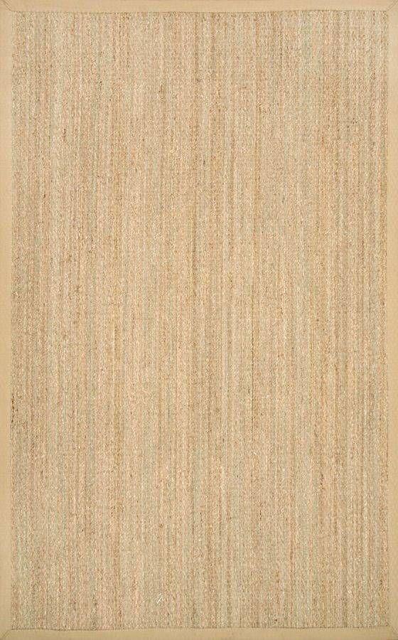 Elijah Seagrass Beige Area Rug - NuLOOM - $318 - domino.com