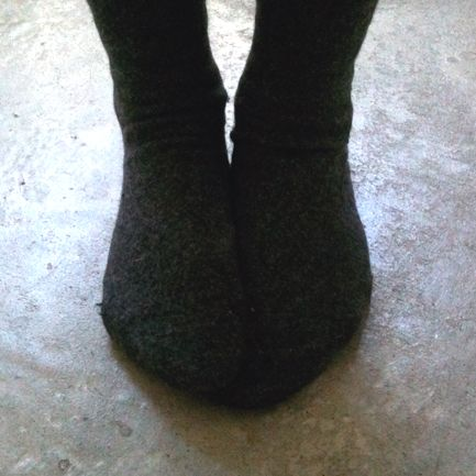Koos, my favourite socks.