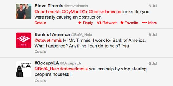 Lessons from Bank of America's Latest Social Media Crisis: Keep Social Customer Service Personal