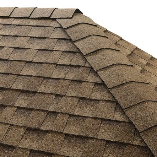 Gaf Timbertex 20 Lin Ft Shakewood Laminated Hip And Ridge Roof Shingles Lowes Com In 2020 Ridge Roof Roof Shingles Architectural Shingles Roof