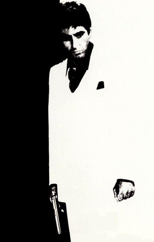 Tony Montana Tony Montana Montana Tattoo Movie Poster Wall