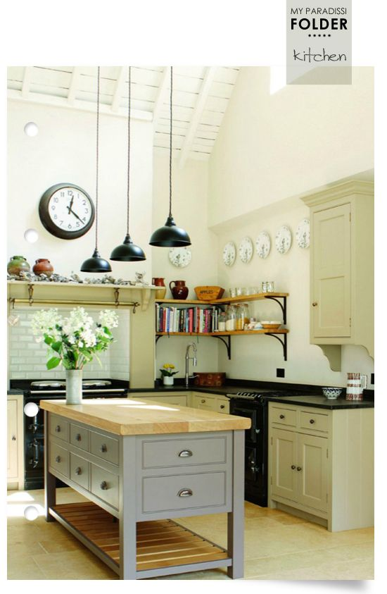 English Country Kitchen Design Interesting Design Decoration