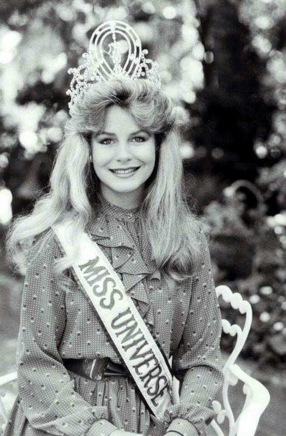 Lorraine Downes – 1983, New Zealand