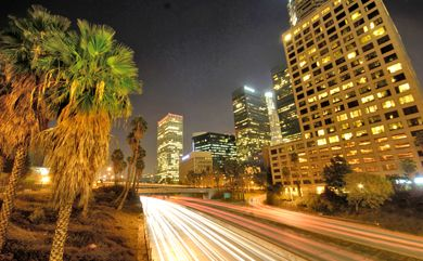 JOSPEH CONNELLY'S 48 HOURS IN L.A. After two days in LA, VN's publisher finds that the City of Angels is quickly becoming the City of Vegans.