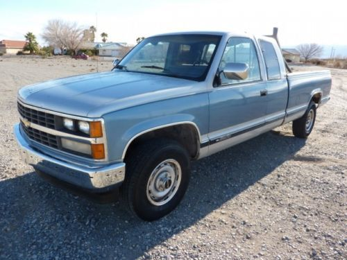 1988 Chevrolet C K Pickup 2500 Pickup Truck Old Trucks For Sale