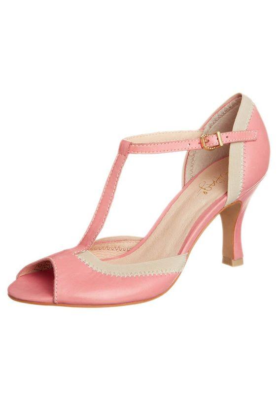 roze schoen