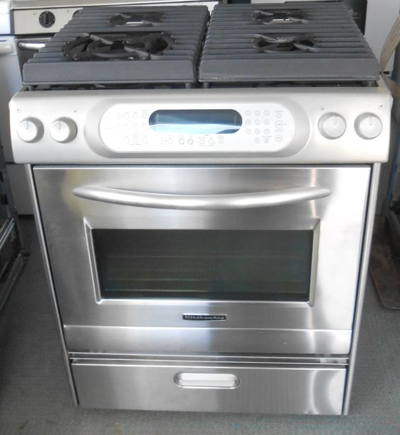 Appliance City   KitchenAid Architect Gas Range, $900.00  (http://www.appliancecity.info/kitchenaid Architect Gas Range/) | Pinterest  | KitchenAid, ...