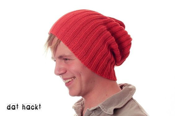 Mütze *Peeke* von dat hackt auf DaWanda.com