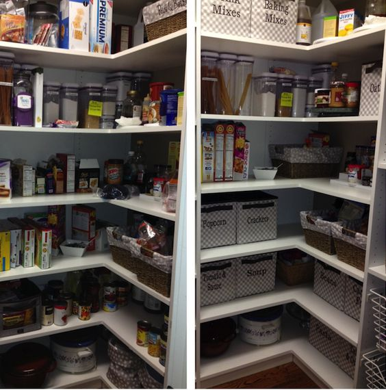 Pantry, Cubes And The Amazing On Pinterest