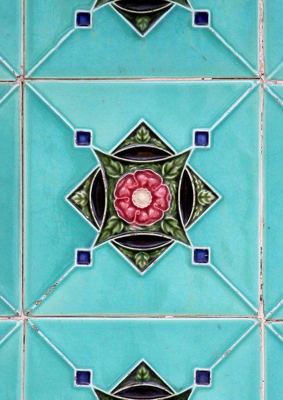 Holguin7 - Cuba tiles aqua teal turquoise