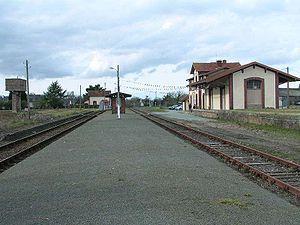 Gare de Plouec-de-Trieux :-)