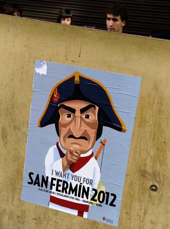San Fermin 2012