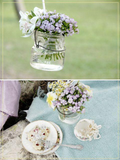 mason jars: