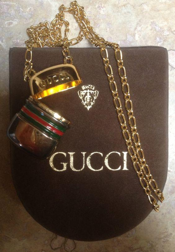 Vintage Gucci necklace