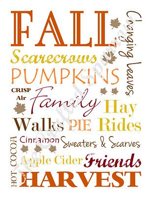 50 Thanksgiving Ideas (Free Printables)