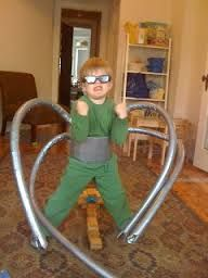 green goblin costumes and kid on pinterest