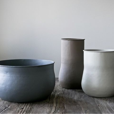 News 2016! Lovely #pots#softcolors#tellmemore#tellmemoregbg: