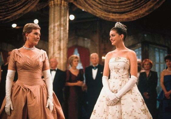"Anne Hathaway on third 'The Princess Diaries' movie: ""We're working on it"""
