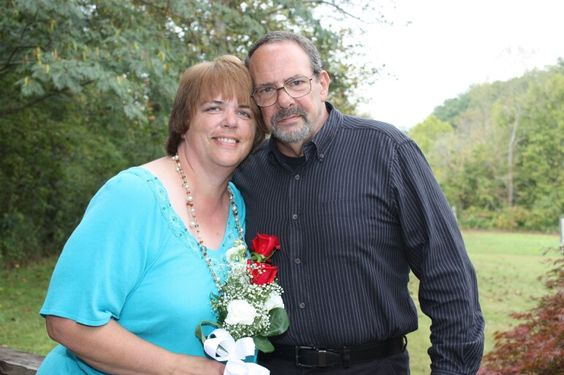Congratulations Judy and Ted!