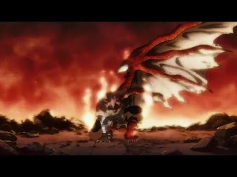 Natsu Transform Into Dragon Form Fairy Tail Movie Dragon Cry Dragon Slayer Fairy Tail Movie Natsu