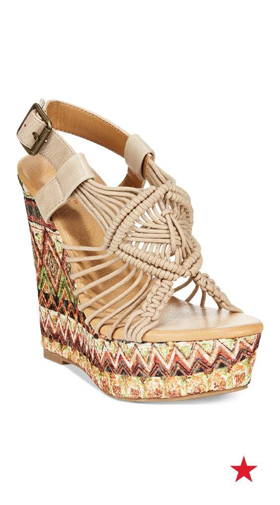 platform wedges sandal