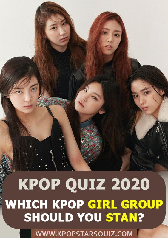 Which Kpop Girl Group Should You Stan Kpop Girl Groups Kpop Quiz Kpop Girls