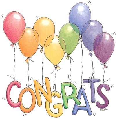 Congratulations clipart images free clipart images clipartbold: