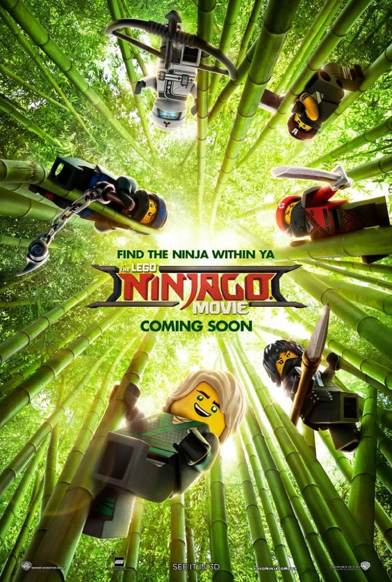The LEGO Ninjago Movie (2017) HDRip