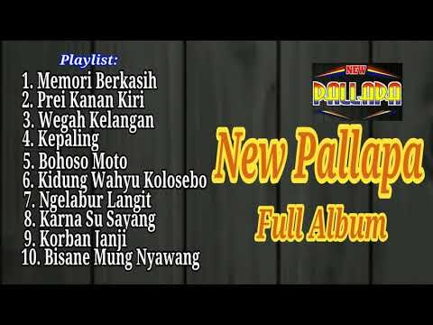 New Pallapa Album Terbaru Memori Berkasih Kidung Wahyu Kolosebo