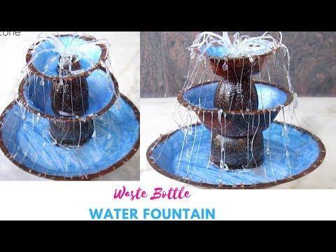 Full Tutorial Of Table Top Water Fountain Handmade Fountain