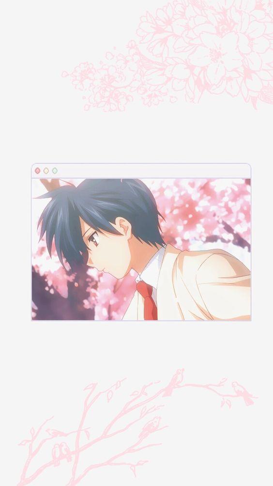 Clannad After Story Anime Wallpaper Lockscreen Hd Fondo De Pantalla Iphone Anime Wallpaper Lockscreen Clannad Anime Anime Wallpaper Clannad anime iphone wallpaper