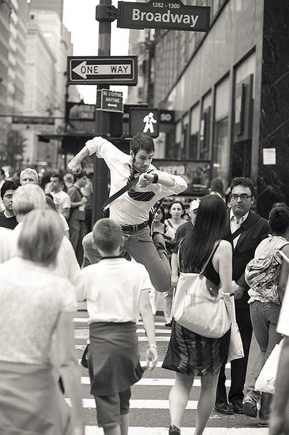 Dancers among us <3