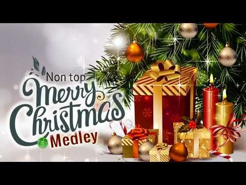 Best Non Stop Christmas Songs Medley 2019 2020 Youtube Xmas Songs Christmas Medley Christmas Song