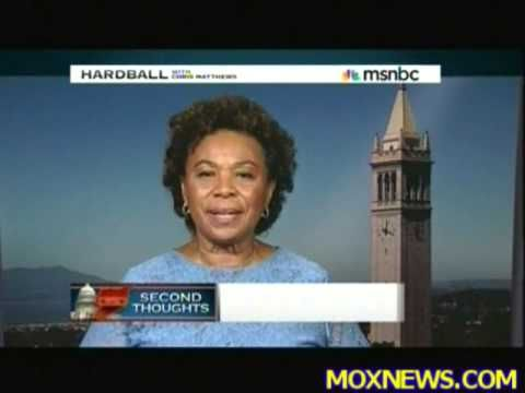 """Congresswoman Lee """"Too Much Is At Risk! And I Am NOT Going To Support This Effort!"""""""