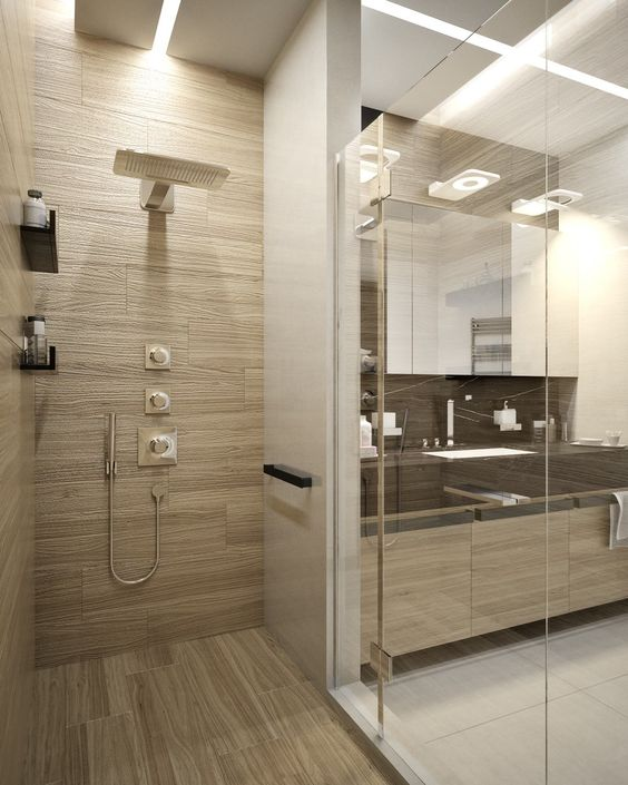 Apartment Bathroom Tiles Apartment: 5 Ideas For A One Bedroom Apartment With Study (Includes Floor Plans)