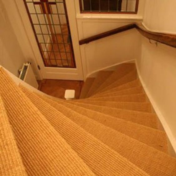 Sisal met and google on pinterest - Huis trap licht ...
