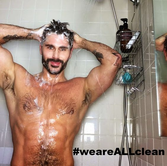 we are all clean