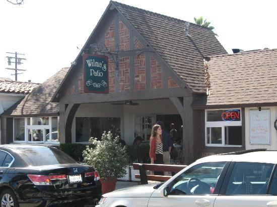 Wilma S The Old Jolly Roger Restaurant Balboa Island Ca Patio Orange County California House Styles